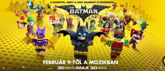 LEGO Batman - A film kritika