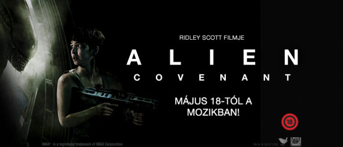 Alien: Covenant kritika